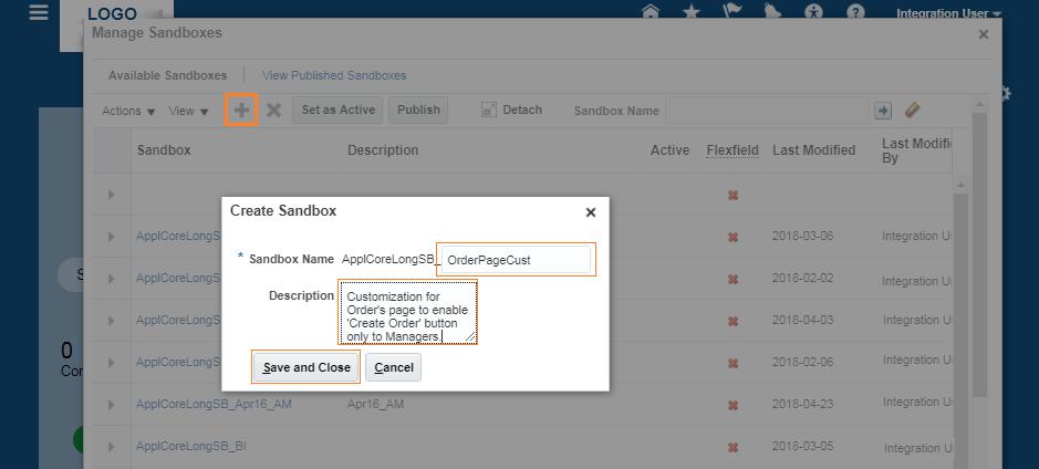 Customization in Oracle Fusion Cloud Application  – Ravi